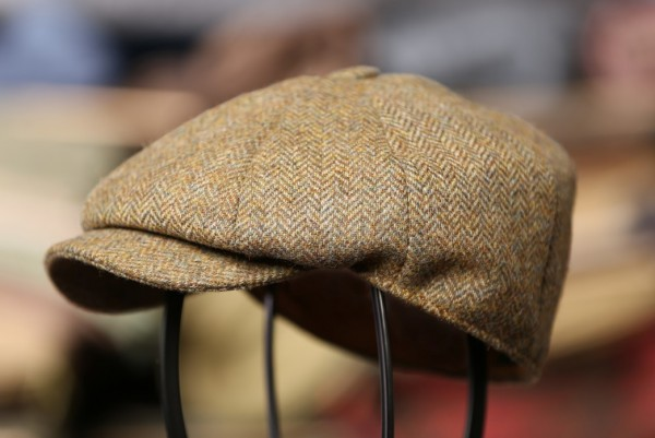 Towton Tweed Cap