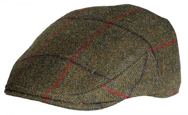 Herren Tweed Kappe