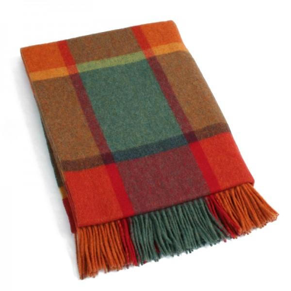 Pure New Wool Decke Kilkenny