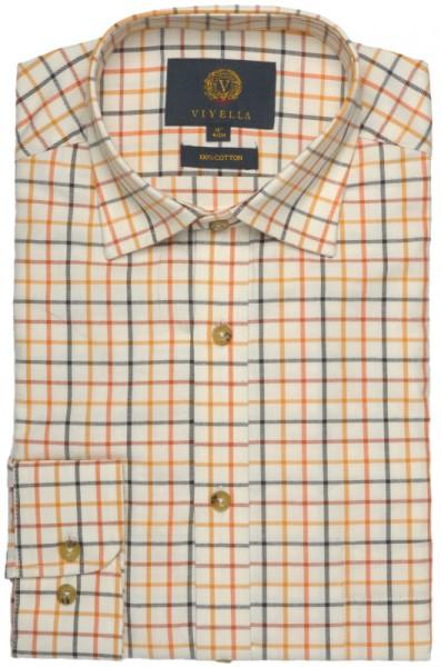 Tattersall Shirt Viyella