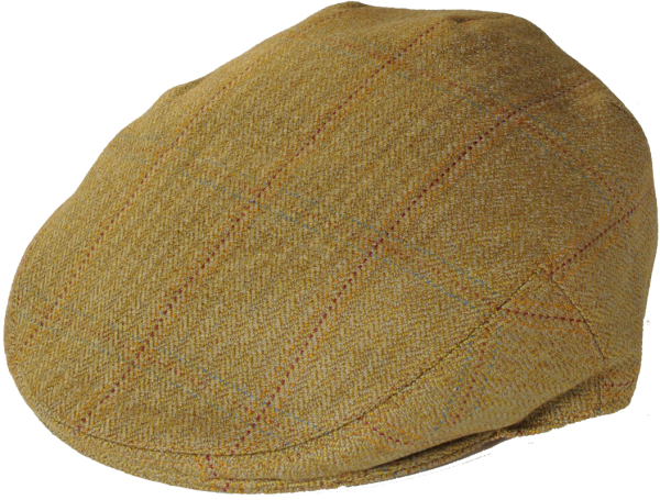 Tweed Cap County green