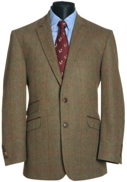 Tweed Jacket Mallalieus of Delph