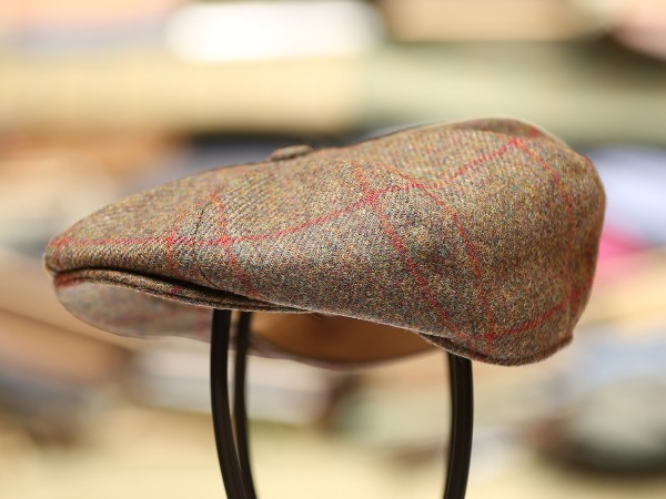 York Tweed Cap