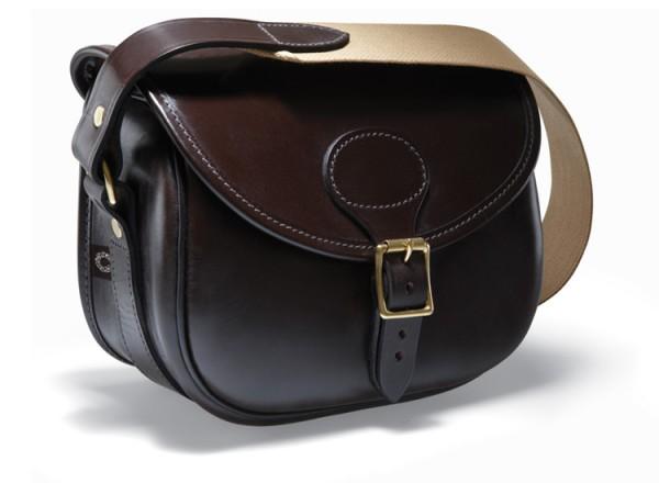 englische Patronentasche aus Leder