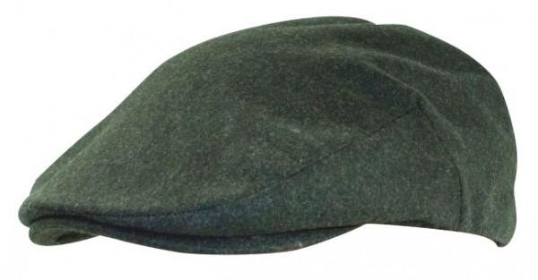 Loden Flat Cap grün