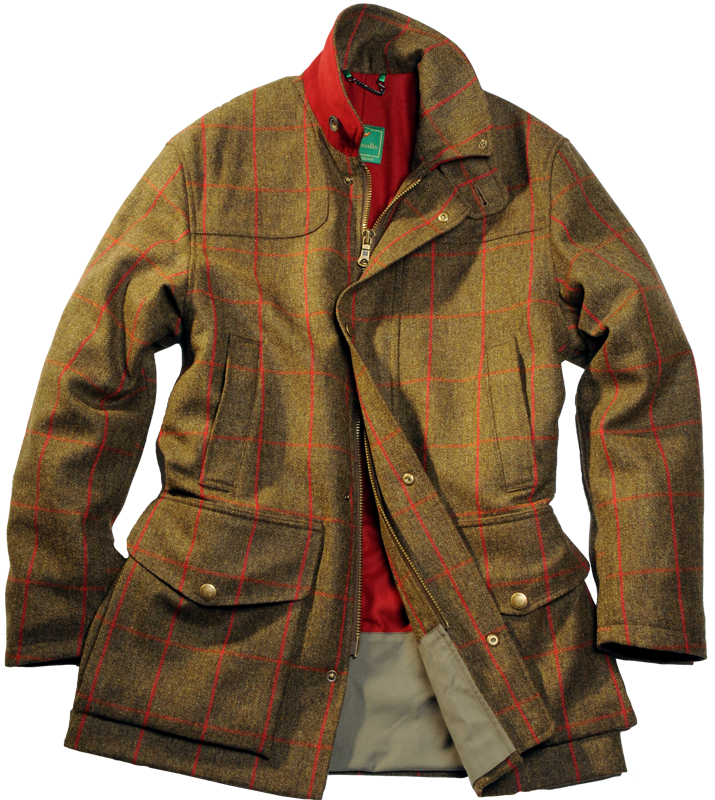 Tweed jacken herren