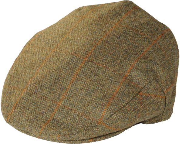 Tweed Cap Chatham green