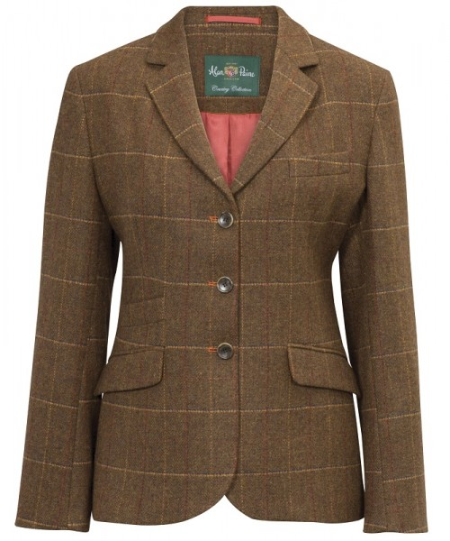 Damen Tweed Hacking Jacket