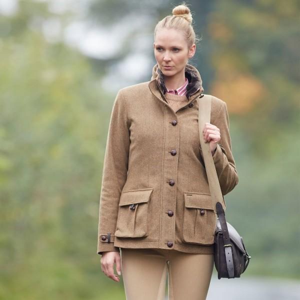 Damen Jagd Tweed Jacke Taymouth