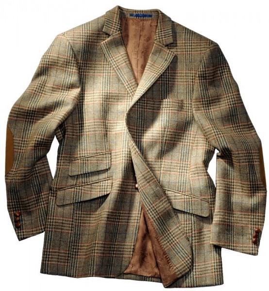 Herren Tweed Sport Sakko