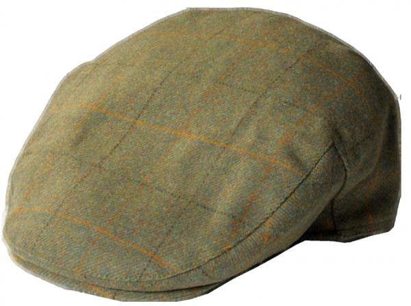 Tweed Cap Compton Lovat