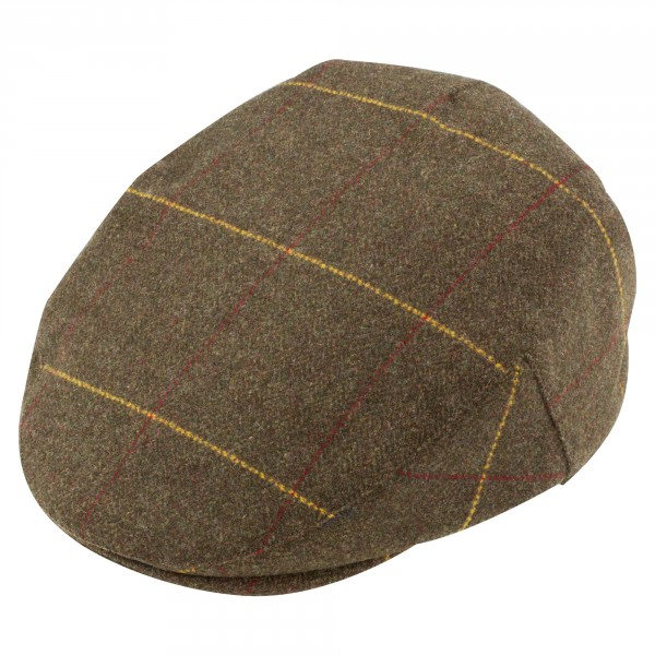 Tweed Kappe Alan Paine