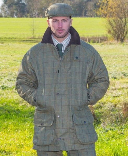 Tweed Jacke Rutland