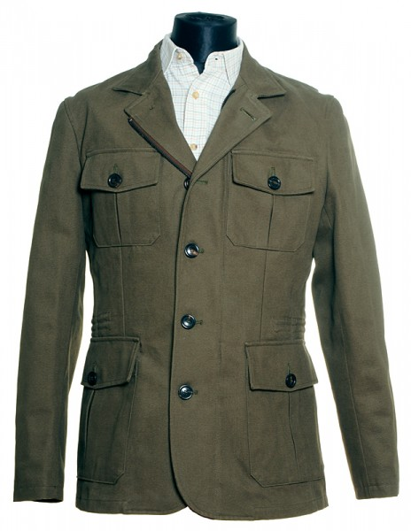 Chrysalis Safari Jacket olive