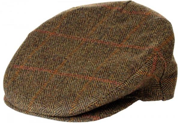 Tweed Cap John Hanly brown