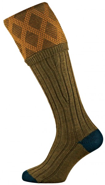 Burlington Jagdsocken Old Sage